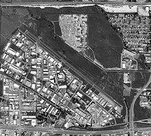 Fort Collins Downtown Airport - USGS 4 October 1999.jpg