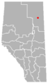 Fort MacKay, Alberta Location.png