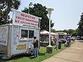 Fort Walton Landing Latino Fest shaved ice gumbo.JPG