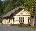 Fortuna CA Depot Museum Building.jpg