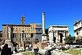 Forum Romanum Arch Septimus 2011 1.jpg