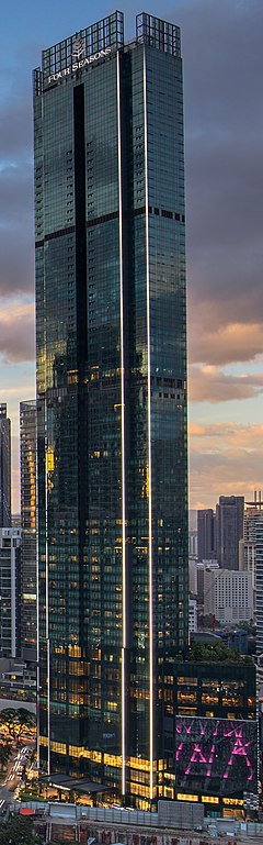 Four Seasons Place Kuala Lumpur Wikipedia