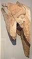 Frammento di stele funeraria per un fratello e una sorella, dall'attica, 540-530 ac ca.JPG