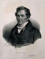 François Joseph Victor Broussais. Lithograph by N. E. Maurin Wellcome V0000795.jpg