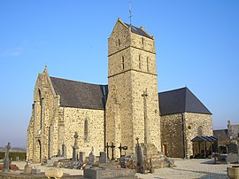 FranceNormandieMontaiguLesBoisMontaiguEglise.jpg