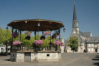 Montoire-sur-le-Loir,  Centre-Val de Loire, France