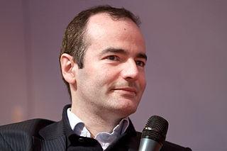 Franck Ferrand French writer and radio personality