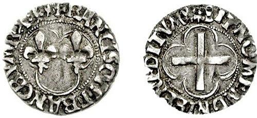 Francois I denier tournois