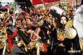 Fraternidad Diablada Eucaliptus La Paz del G.P. Angel y los Buzos Dorados en la Fiesta del Gran Poder.jpg