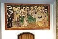 Fresko (Mitte 16. Jahrhundert) im Kreuzgang der Marienkirche.jpg