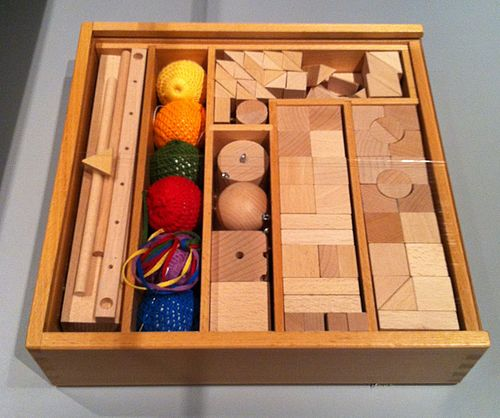 Thumbnail for Froebel gifts - Wikipedia