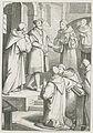 """Friedrich Geselschap - Illustration zu """"Der Pilgrim von St. Just"""" von K. A. von Platen.jpg"""