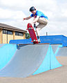 From surfing to skateboarding, 'old-school' is best for 100th CES Airman 120817-F-EJ686-003.jpg