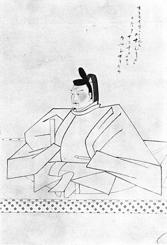 Fujiwara no Nobuzane - Fujiwara no Nobuzane