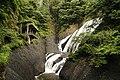 Fukuroda falls and observatory - panoramio.jpg