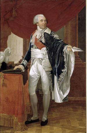 Jean-Gérard Lacuée, count of Cessac - Image: Général JEAN GIRARD LACUEE