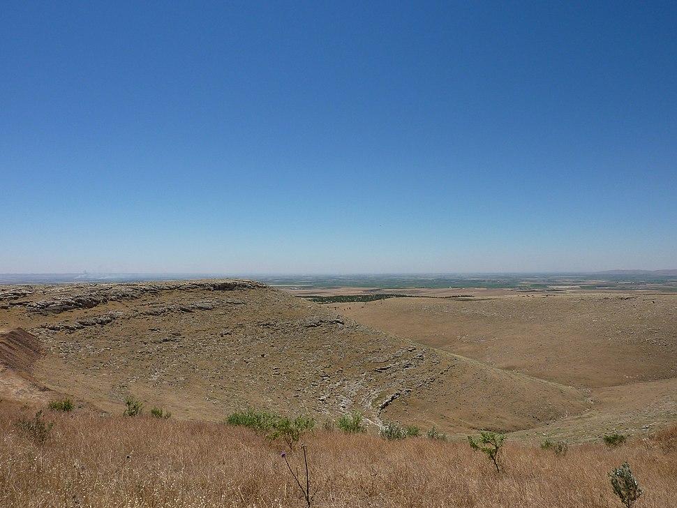 Göbekli Tepe surrounding area