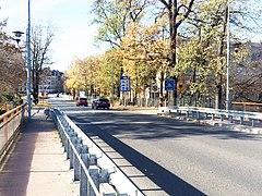 Görlitz Stadtbrücke Johannes Paul II Neiße-Grenzbrücke.JPG