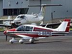 G-BBMB Robin DR400 (32616839550).jpg