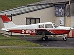 G-BWOH Piper Cherokee 28 (32612717640).jpg
