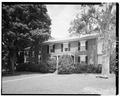 GENERAL VIEW OF FACADE - Rosedale, Old Graves Mill Road, Lynchburg, Lynchburg, VA HABS VA,16-LYNBU,80-1.tif