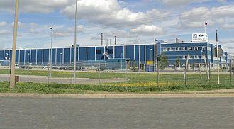 AvtoVAZ - GM-AvtoVAZ plant in Tolyatti, Russia