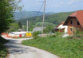 Gabrje pri Ilovi Gori Place in Lower Carniola, Slovenia