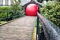Galway Rainy RedBall.JPG