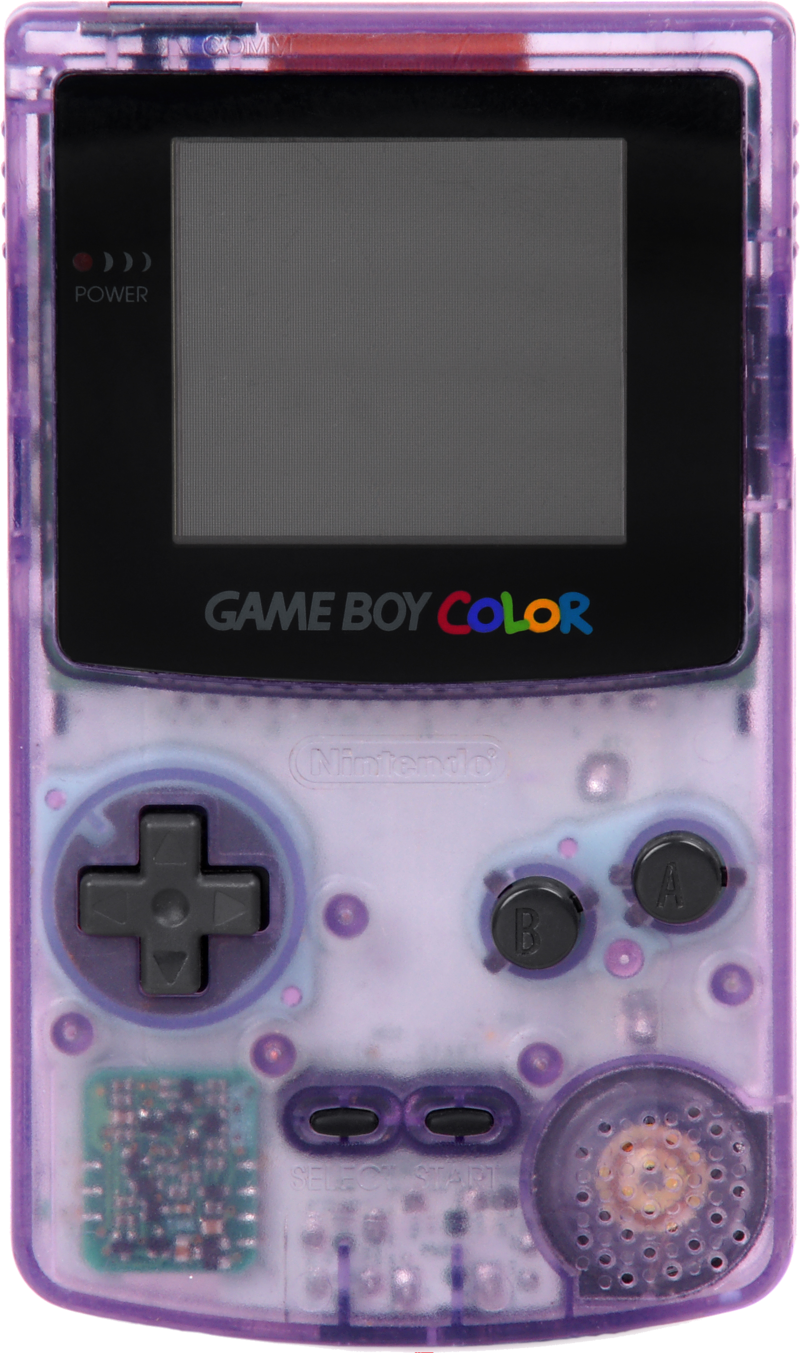 Game boy color list - Game Boy Color