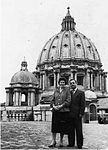 Gamliel and Aliza in Rome.jpg