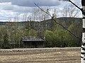 Gammel bygning ved Nordre Grønvold gård (Ådalsveien 116), Ringerike.jpg