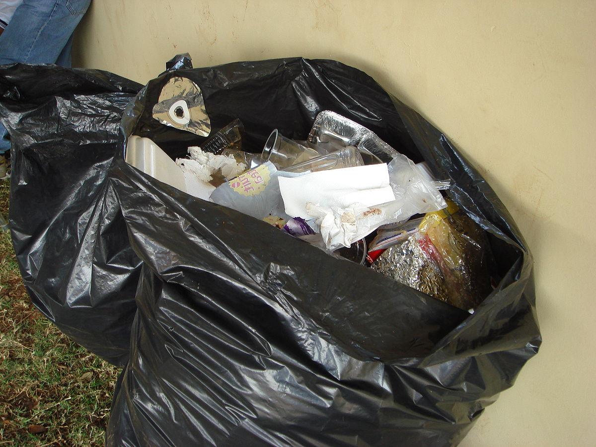 <b>Мешок для мусора</b> — Википедия