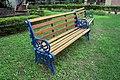 Garden Benches - HDR - Kolkata 2014-07-09 5760-5768.JPG