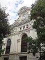 Gare de Montreux, bâtiment principal, façade côté ouest.jpg