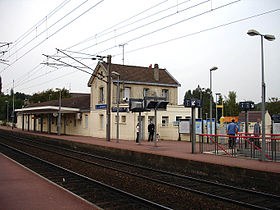 Image illustrative de l'article Gare de Valmondois