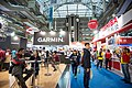 Garmin and Grainew booth, Taipei IT Month 20141205.jpg