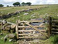 Gateway, near Wedlake - geograph.org.uk - 1386216.jpg