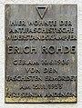 Gedenktafel Wotanstr 7 (Lichb) Erich Rhode.jpg