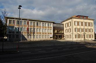 Zuchwil - Municipal administration of Zuchwil