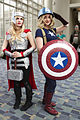 Gender-switch Thor and Cap (15992978042).jpg