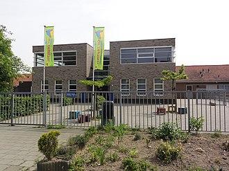 Gendt - Image: Gendt (Lingewaard) basisschool de Tichelaar