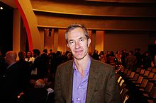 Description de l'image Geoff Dyer 2011 NBCC Awards 2012 Shankbone 2.JPG.