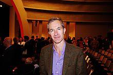 Description de l'image Geoff Dyer 2011 NBCC Awards 2012 Shankbone 2.JPG.