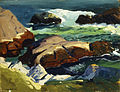 George Bellows - Sun Glow, 1913.jpg