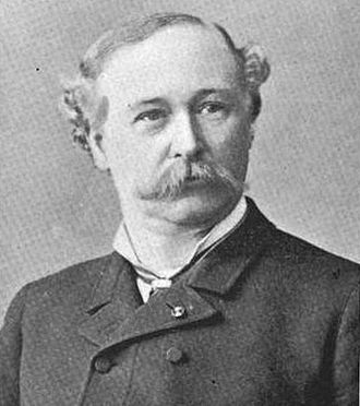 New Jersey's 7th congressional district - Image: George Bragg Fielder (New Jersey Congressman)