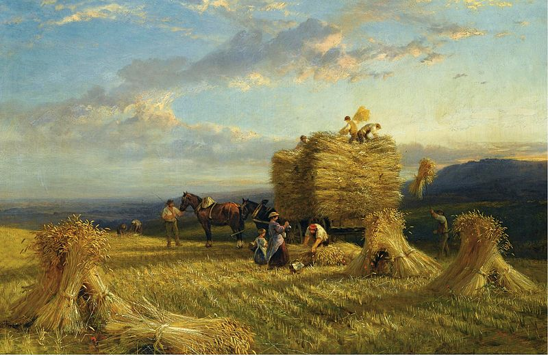 File:George Cole - The last load.jpg