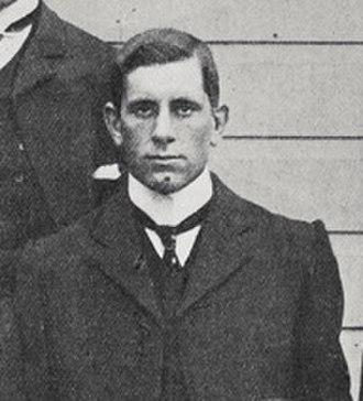 George Nicholson (rugby player) - Image: George Nicholson 1904
