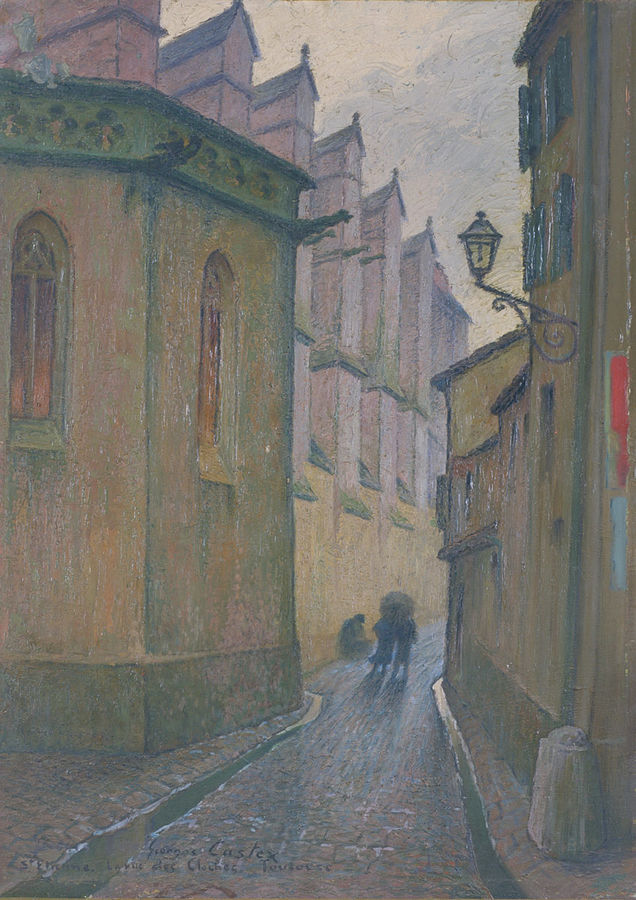 La Rue des Cloches à Toulouse