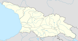 Zuqdidi is located in Gürcüstan