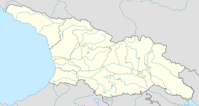 Tibîlîsî is located in Gurcistan